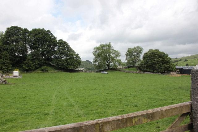 Camping at Bank Top Farm Hartington