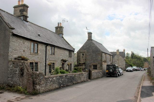 Houses in Hartington