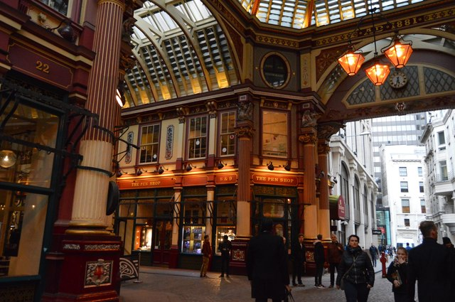 The Pen Shop, Leadenhall