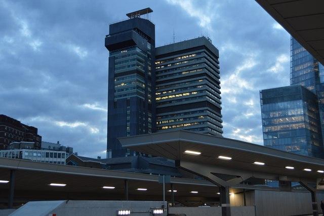 Guy's Hospital Tower