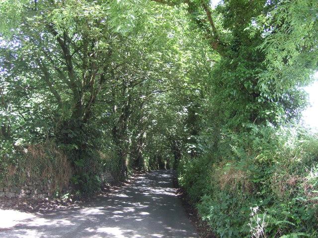 Minor road, Trewardreva