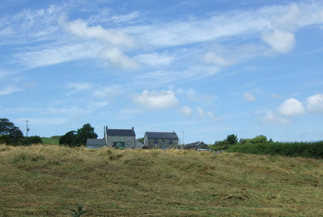 Silage field, Mentone
