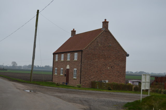 House at Willow Farm