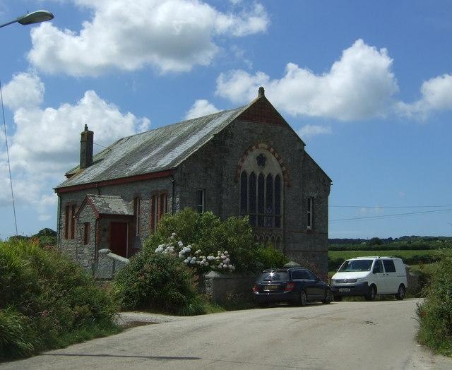 Treverva Methodist Church