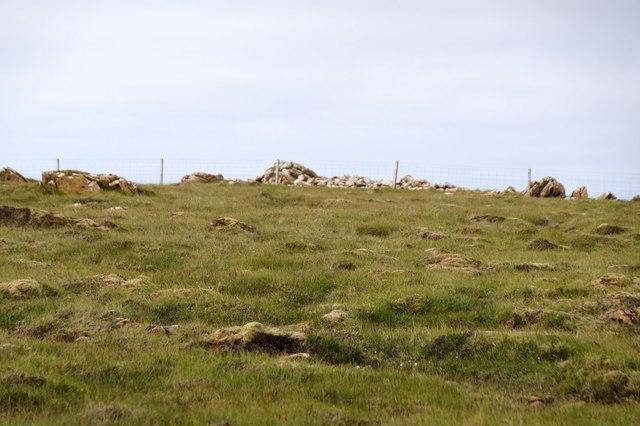 The summit of Crussa Field