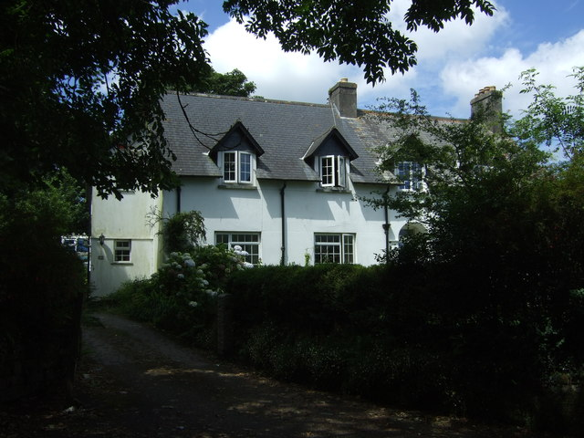 House on Hillhead Road, Higher Kirgilliack