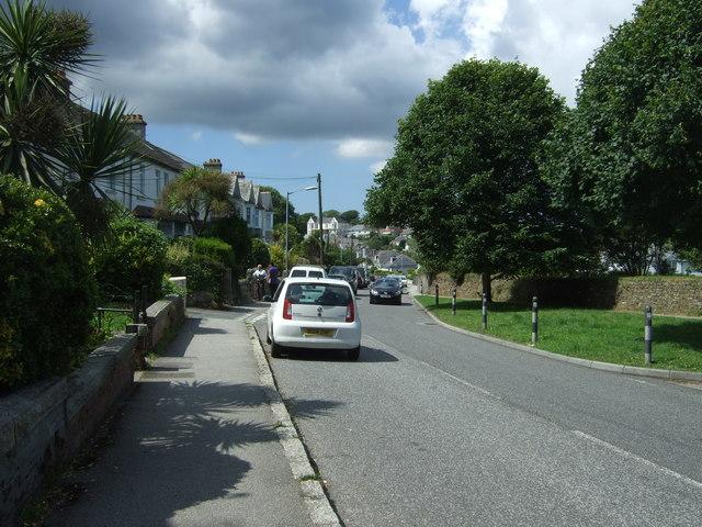 Tregenver Road, Falmouth