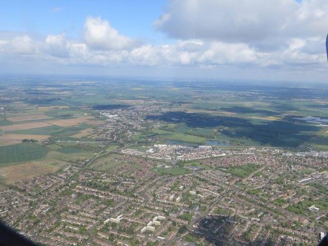Towards Impington