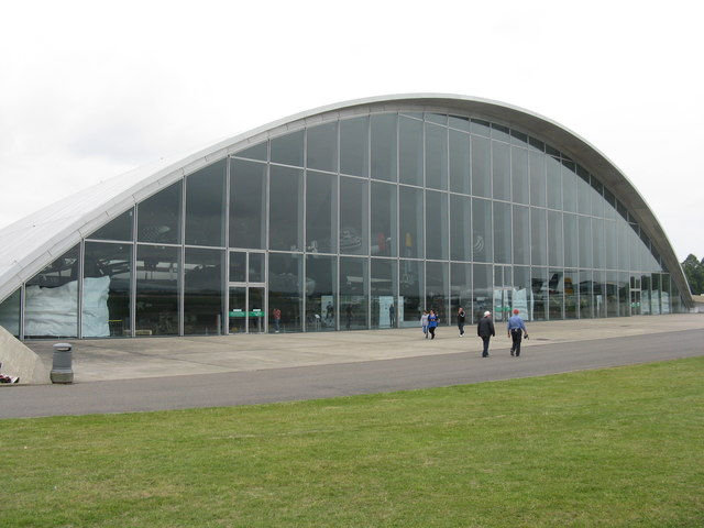The American Air Museum at Duxford