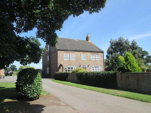 Fordington Lodge Farmhouse