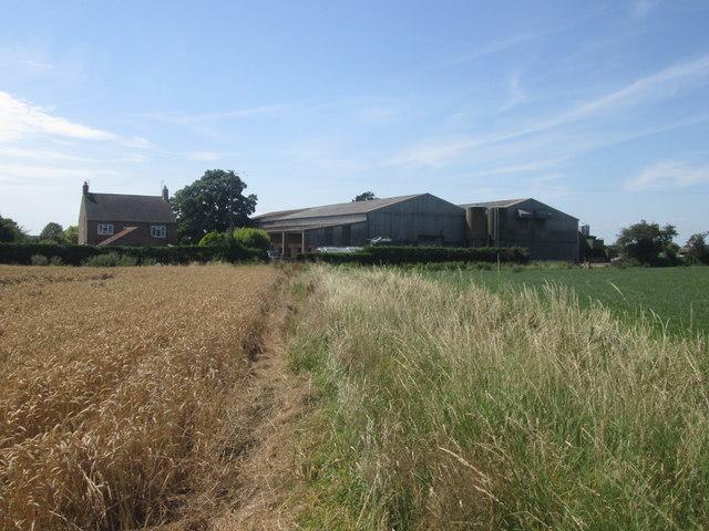 Fordington Lodge Farm