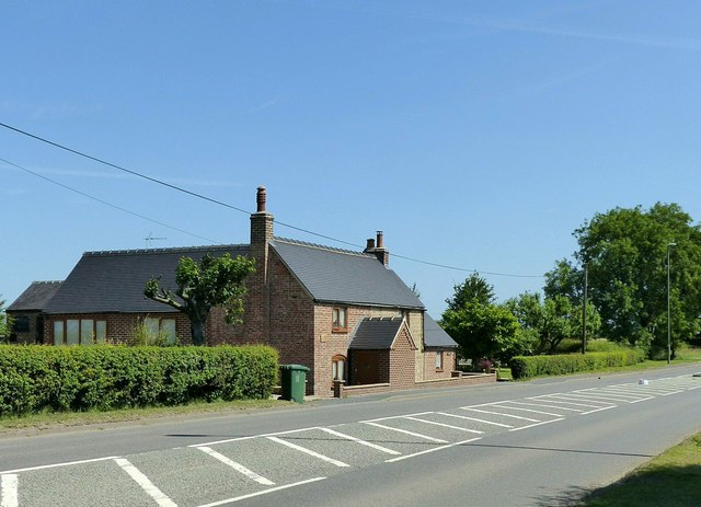 The Smallholding, Heanor Road, Smalley