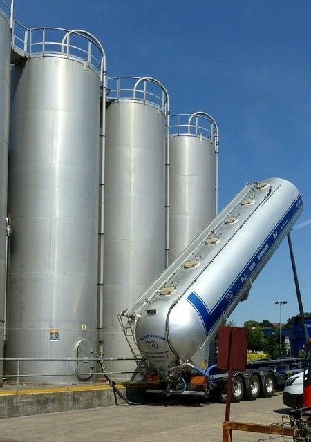 Discharging a load