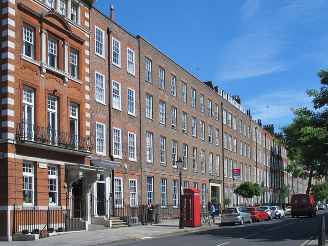Bedford Row, WC1