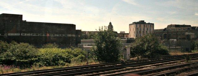 SSE from Clapham Junction