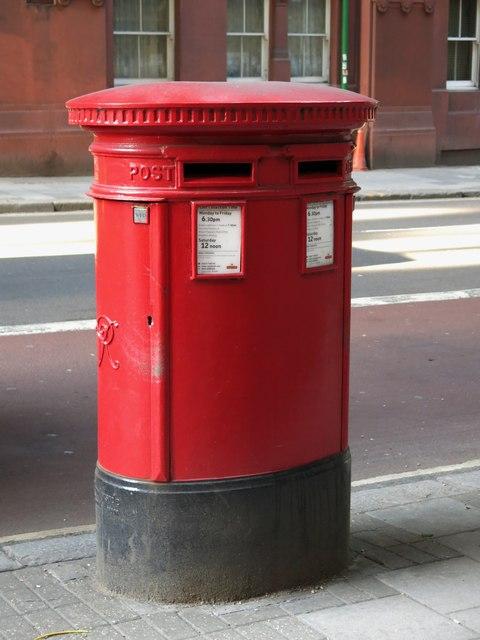 Victorian postbox, Rosebery Avenue, EC1 (3)