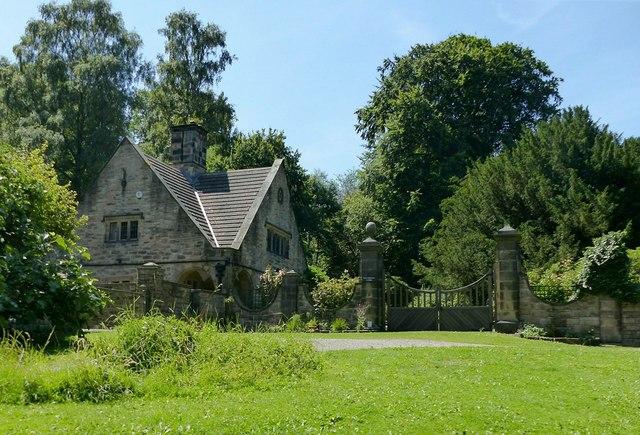 Nottingham Lodge, Shipley Hall
