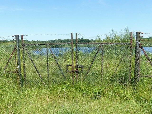 No access to Shipley Lake