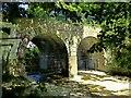 SK4443 : Paul's Arm Bridge, Shipley Park by Alan Murray-Rust