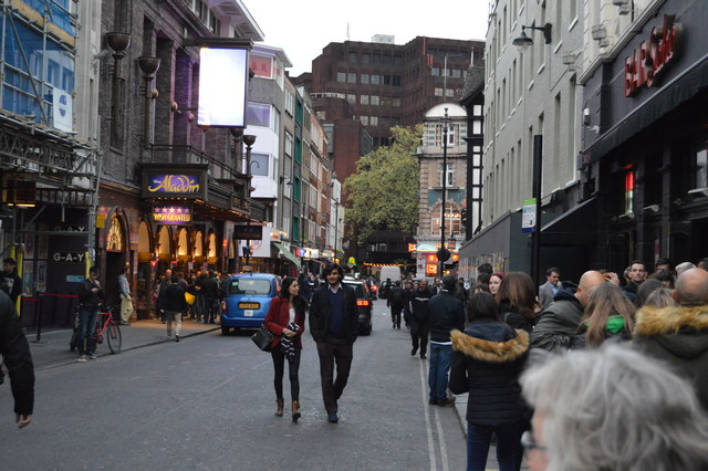 Old Compton St