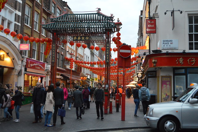 China Town, Newport St