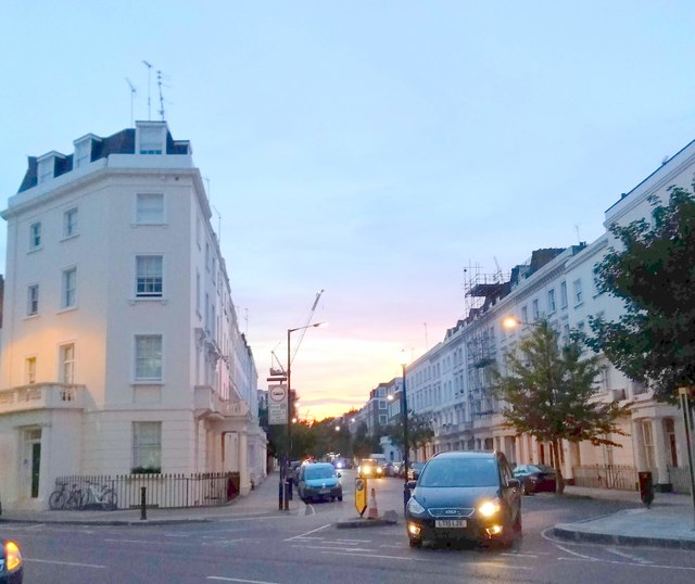 Sutherland Street, Pimlico