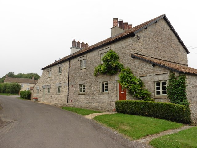 Cottages at Butleigh Hill