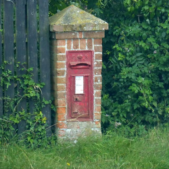 Postbox, Cox's Corner