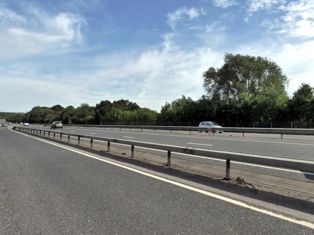 A21 near Leigh