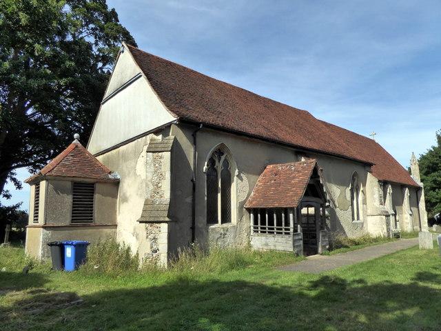 St Mary's Church, Raydon