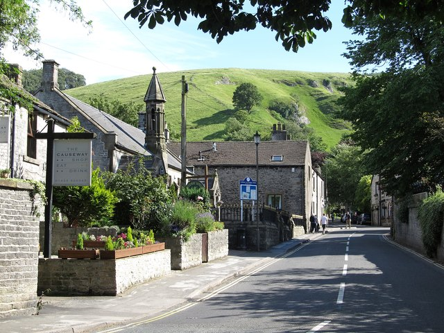 Castleton-Back Street