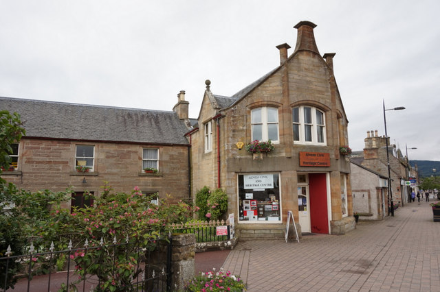 Alness Civic and Heritage Centre