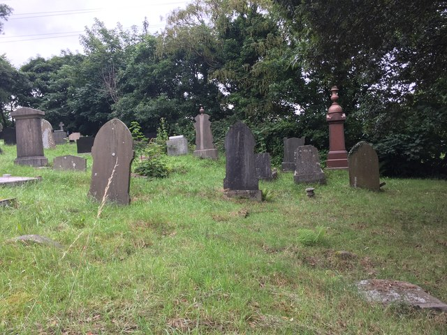 Cemetery at Cwmafan