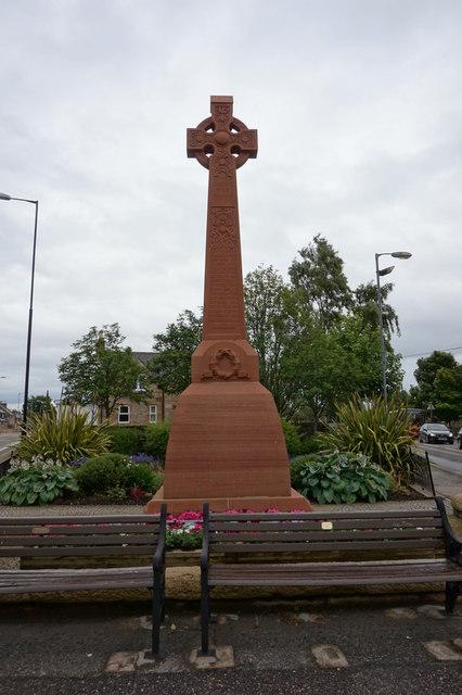 War Memorial, Alness