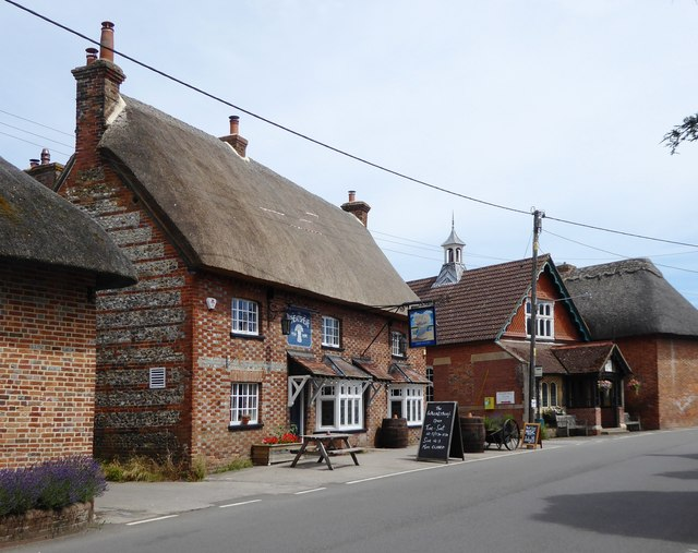 Chilton Foliat: The Wheatsheaf
