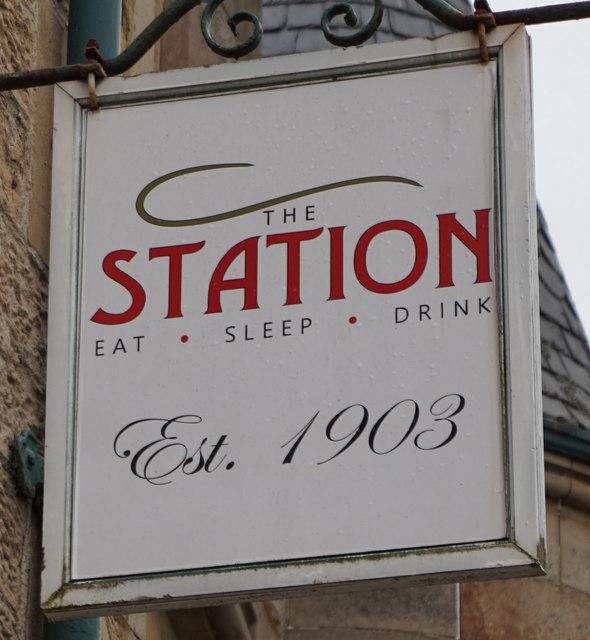 Station Hotel, High Street, Alness