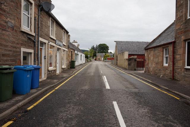 Ardross Road