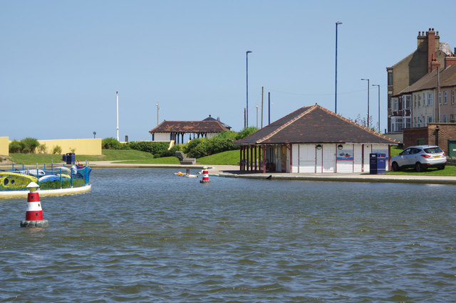 Redcar Boating Lake