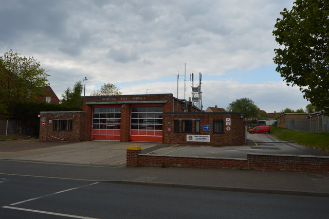 Thetford Fire Station