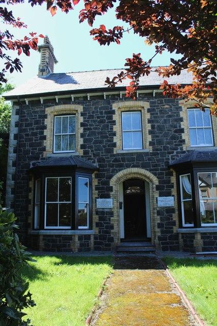 Benarth House, Llanfairfechan