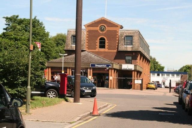 Shepperton Station