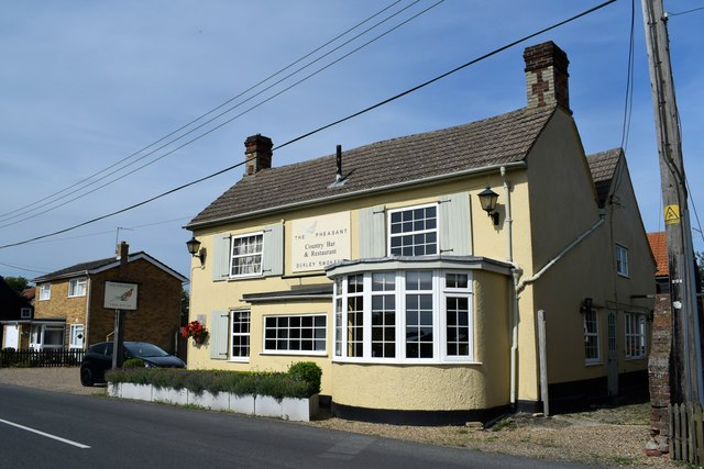The Pheasant, Audley End