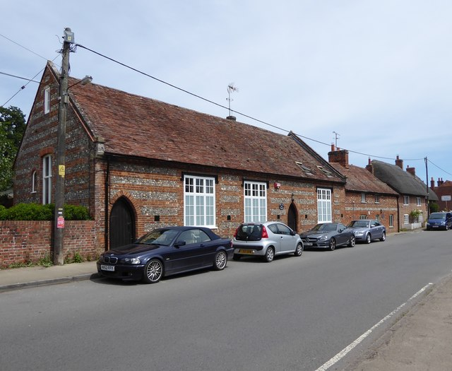 Chilton Foliat: the Old School
