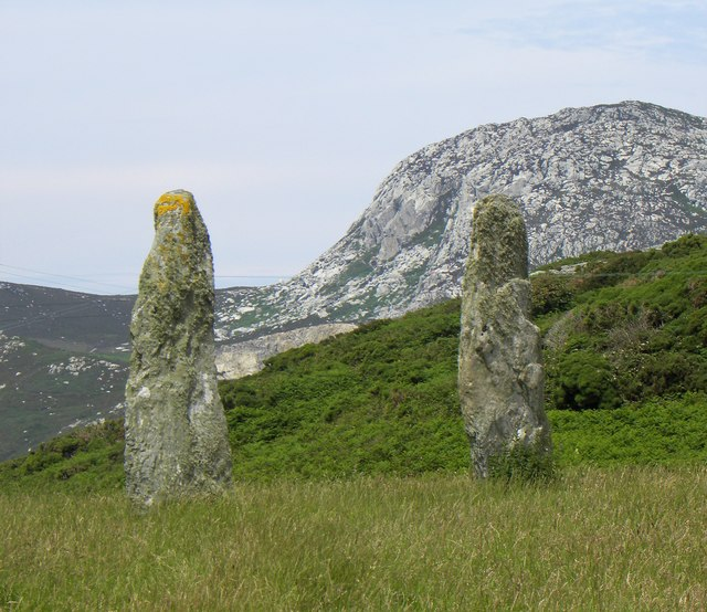 Penrhos Feilw Standing Stones