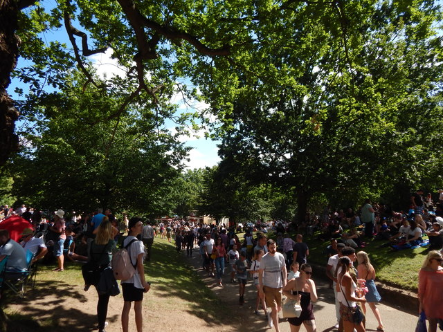 Christchurch Park music day 2017