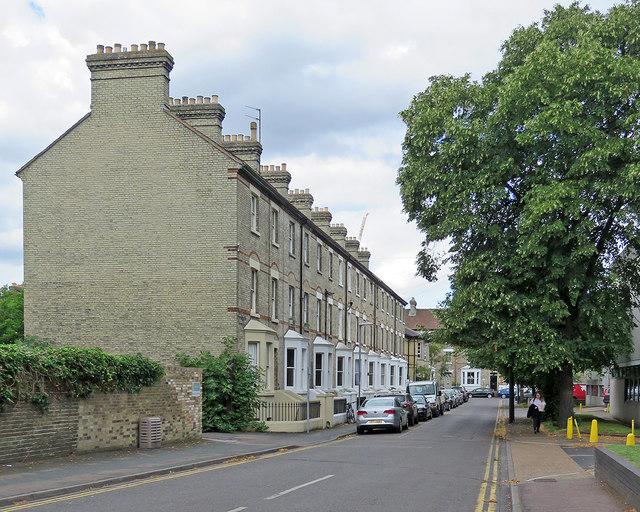 Cambridge: Warkworth Terrace