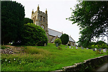 SS6644 : Christ Church, Parracombe by Bill Boaden