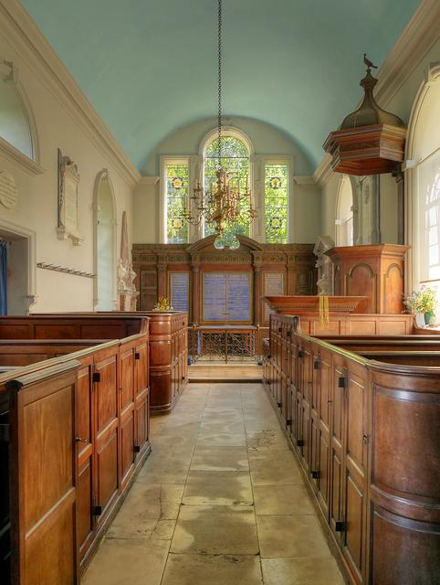 St Mary's Church, Nave