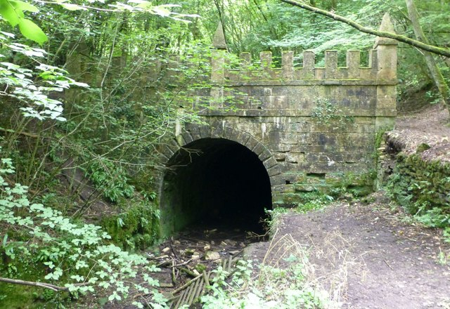 The Daneway Portal of the Sapperton Tunnel