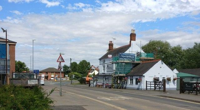 The Lime Tree Restaurant & Pub in Whetstone